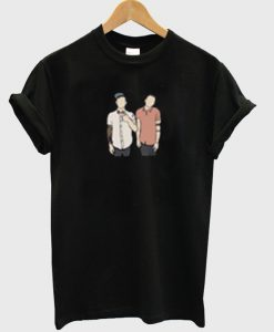 two boys t-shirt