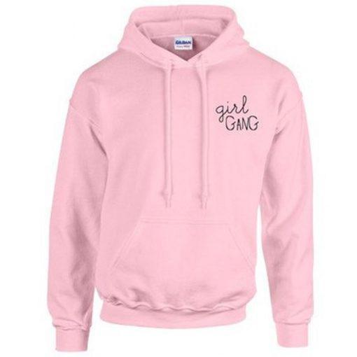 girl gang hoodie