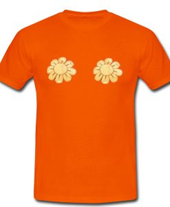 twin flower tshirt