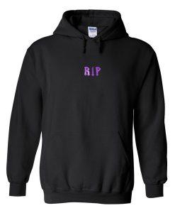 RIP hoodie