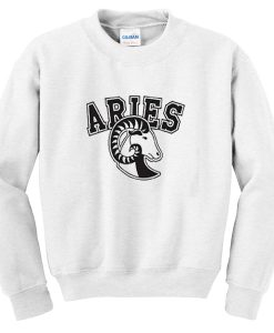 aries zodiac sweatshirt