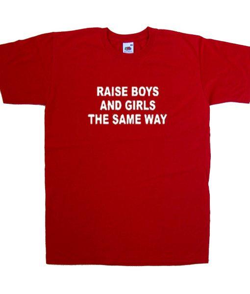 raising boys and girls