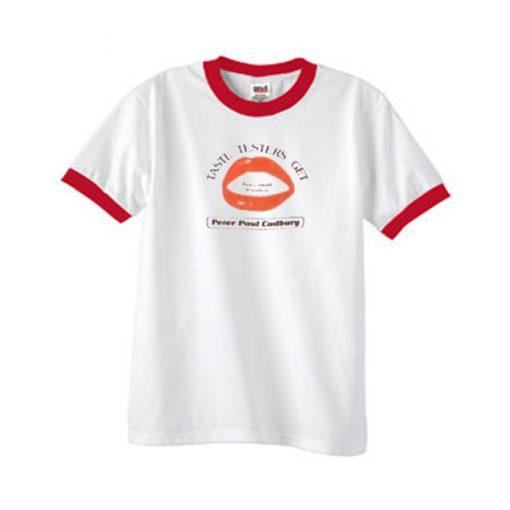 taste testers get ringer tshirt