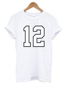 twenty 12 t-shirt