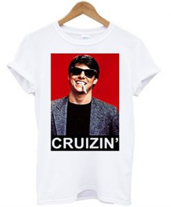 vintage tom cruise cruizin' t-shirt