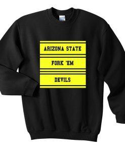 Arizona State Fork Em Devils Sweatshirt