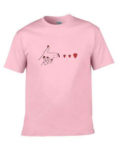 shoot love tshirt