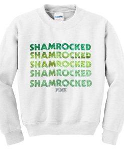 shamrocked sweatshirt