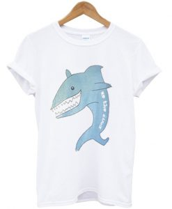 shark we the kings t-shirt