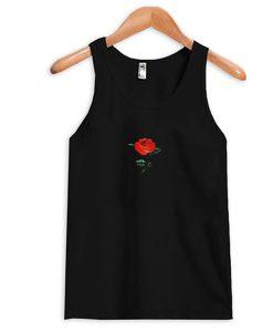 red rose tanktop
