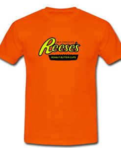 reese's peanut butter cups tshirt