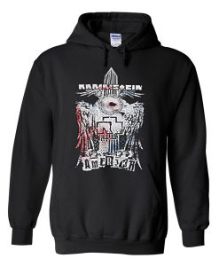 rammstein amerika hoodie