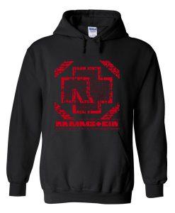 rammstein hoodie