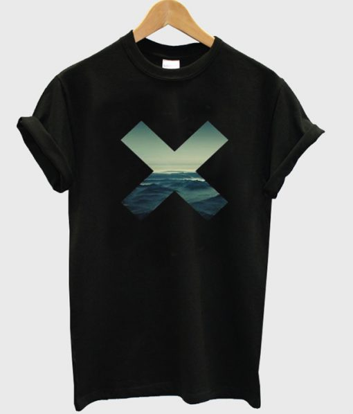 mountain x t-shirt