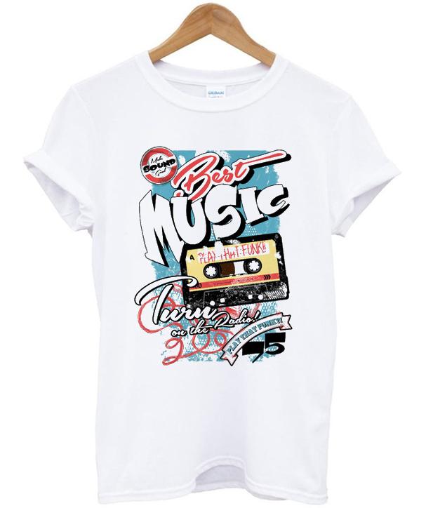 best music t-shirt