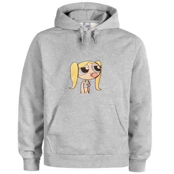 bubbles powerpuff girl hoodie
